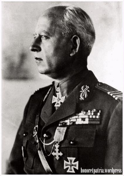 Generalul Petre Dumitrescu 4 Aprilie 1944