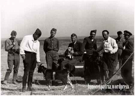 Cpt. comandor av. Francisc Galeno Nicolaev - Mai 1943