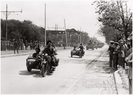 Basarabia, Chișinău - Iulie 1941