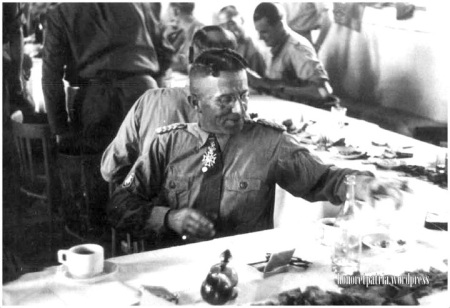 Generalleutnant Julius Braun - 4. Gebirgs-Division